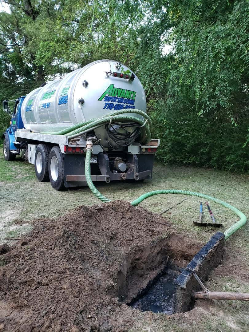Advanced Septic Solutions offers pump-outs for septic tanks